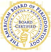 American Board of Periodontology Logo
